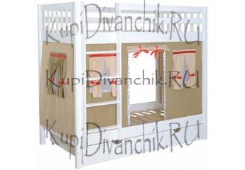 Двухъярусная кровать Галчонок
