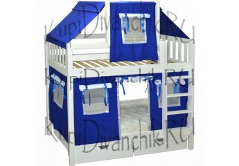 Двухъярусная кровать Скворушка-1