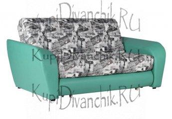 Диван аккордеон-металлокаркас Колизей